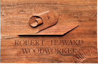 Robert Howard - Brisbane Woodworker - Classes in Furniture, Woodworking and Woodcarving